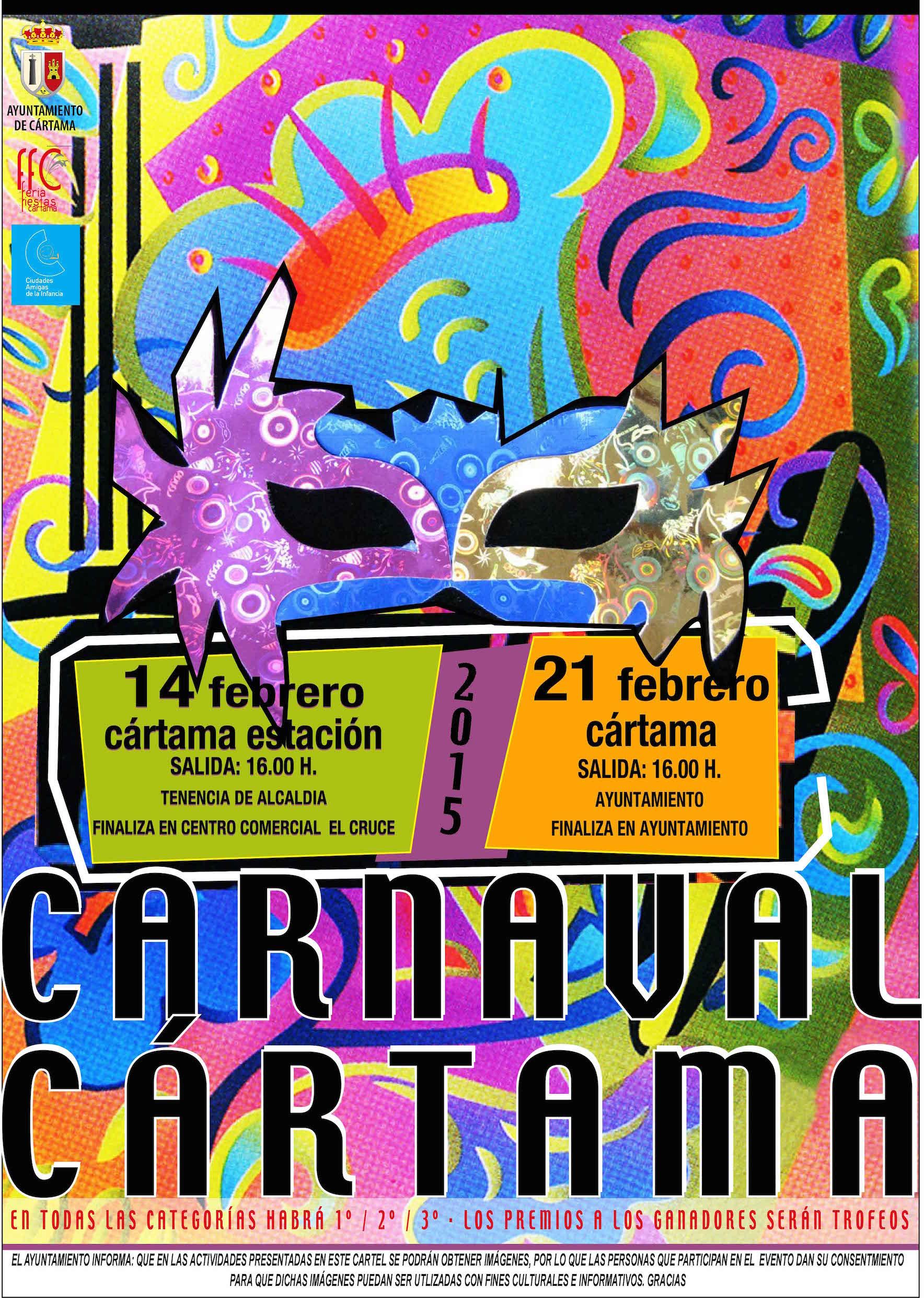 Cártama se prepara para celebrar el Carnaval 2015