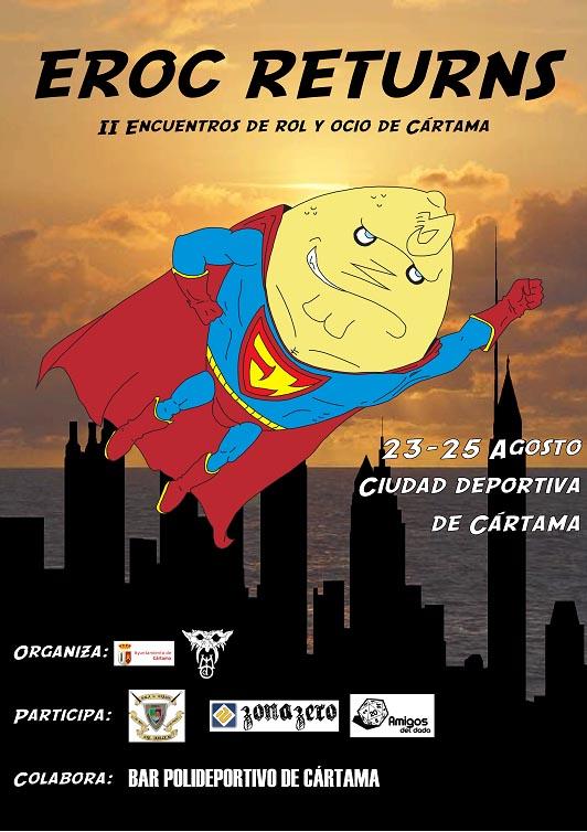La Ciudad Deportiva acogerá la segunda edición de los Encuentros de Rol y Ocio