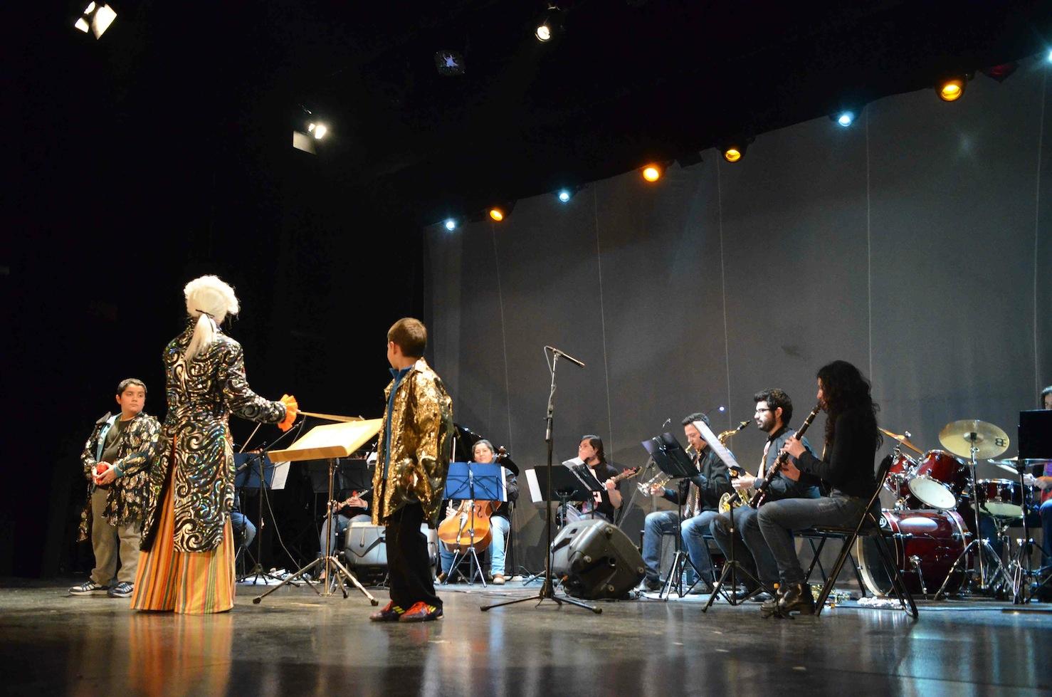 Arranca el ciclo de conciertos didácticos de la Escuela Municipal de Música