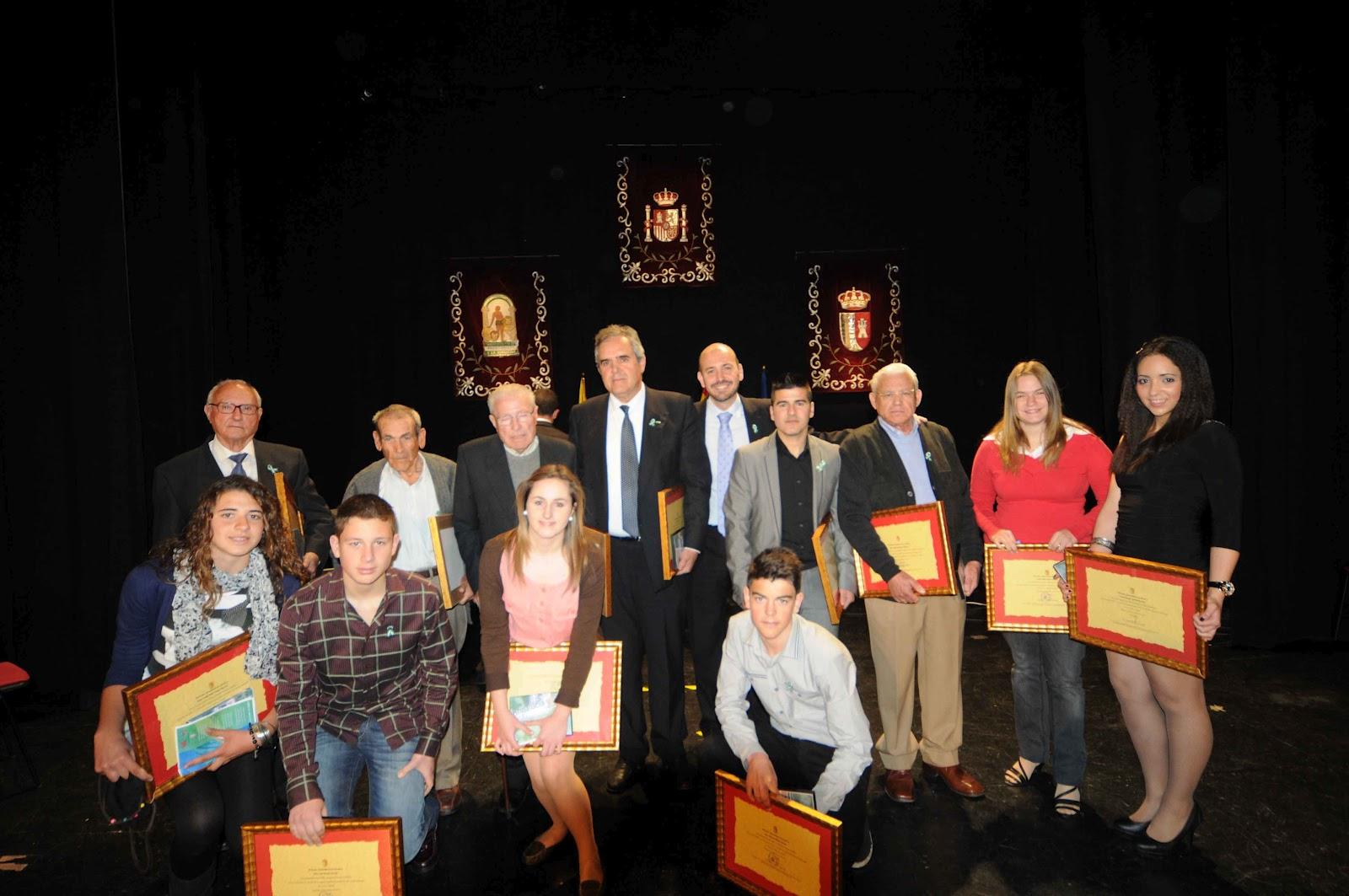 La gala del Día de Andalucía cumple diez años como tributo a los vecinos ilustres