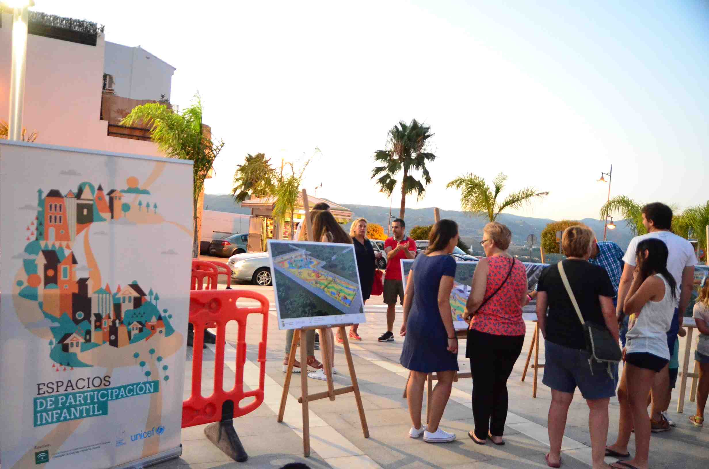 Los vecinos podrán elegir el diseño del nuevo parque infantil de la Ciudad Deportiva