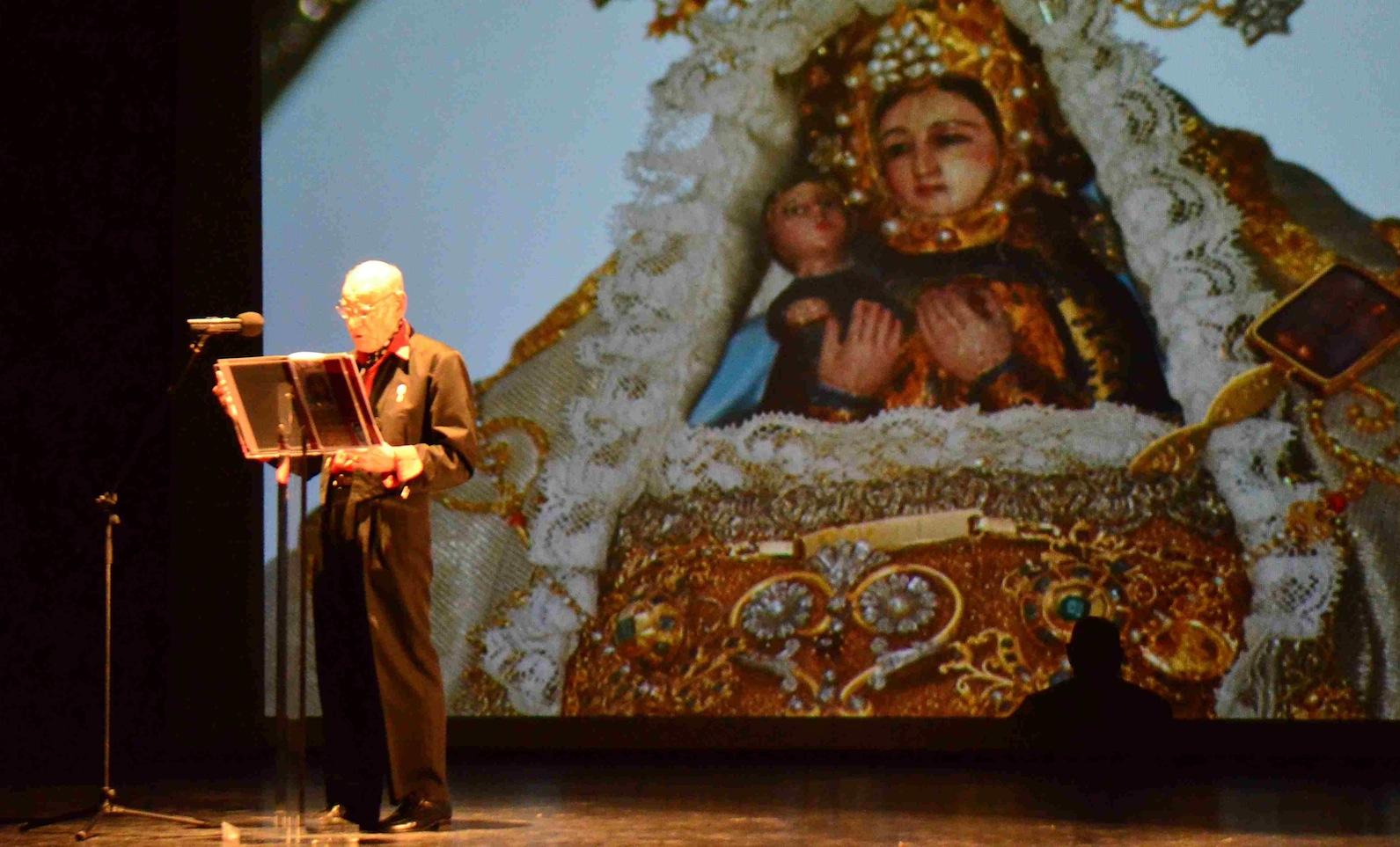 Cártama aclama a su patrona a través de las letras de 'Joseíto'