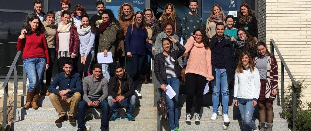 Jóvenes del Guadalhorce participarán en varios intercambios en Francia, Rumanía, Estonia y Túnez