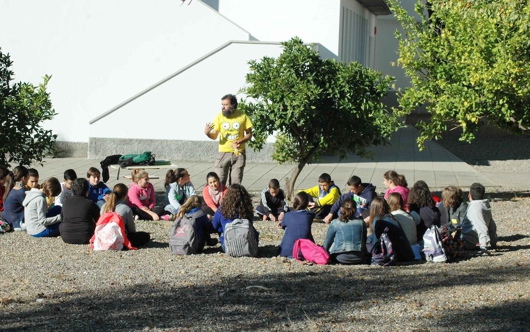 Un centenar de alumnos de diez centros de la comarca se reúnen en las Jornadas de Mediación