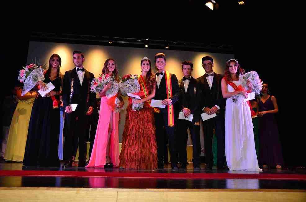 Carolina Sánchez, de Yunquera, y Raúl González, de Villafranco, nuevos Miss y Míster Guadalhorce