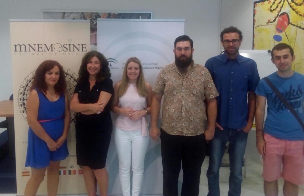 60 jóvenes de 6 países participarán en el Proyecto Mnemosine para el impulso de la creación artística