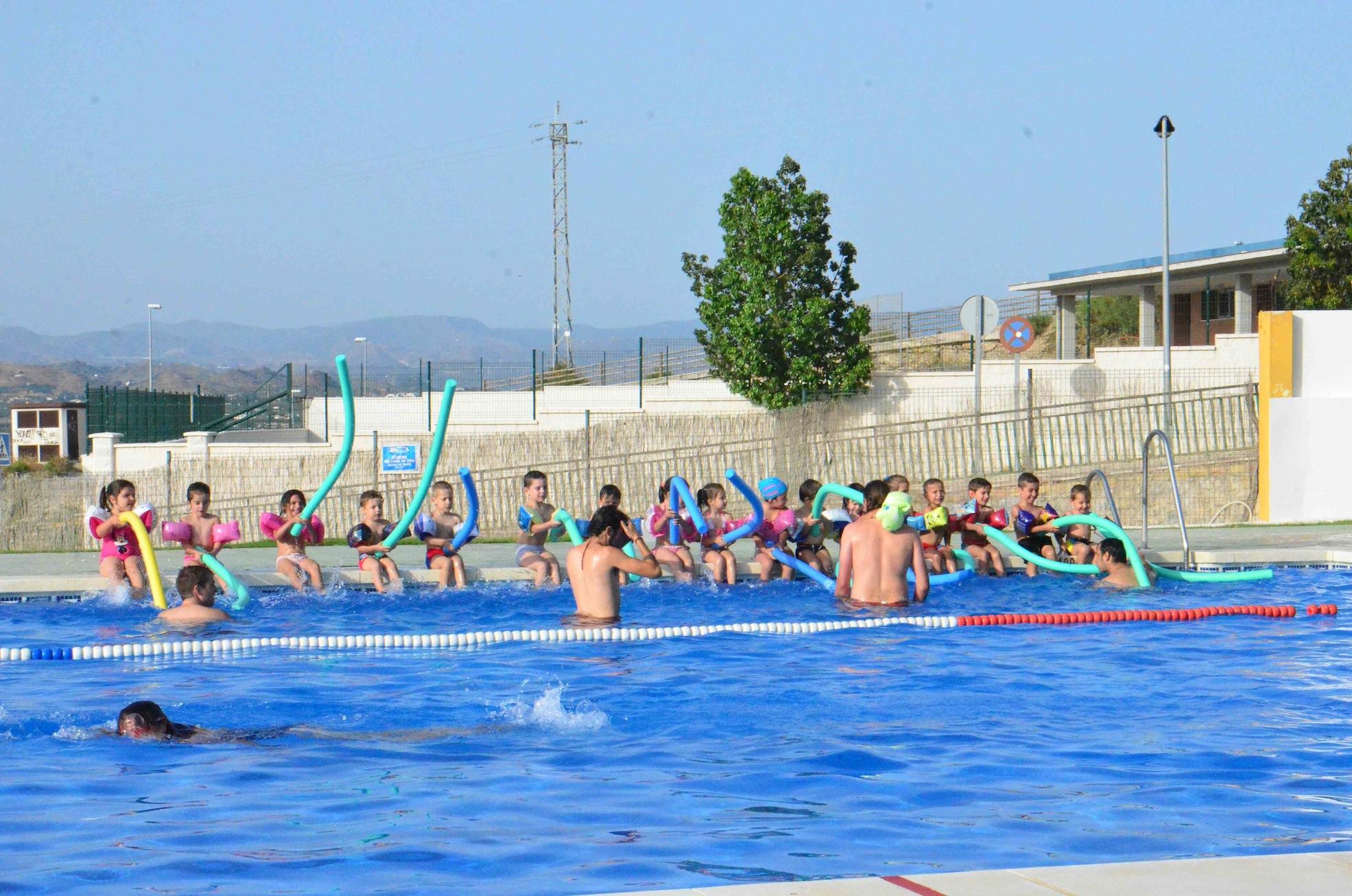 Comienza la campaña de natación con una previsión de cerca de 400 participantes