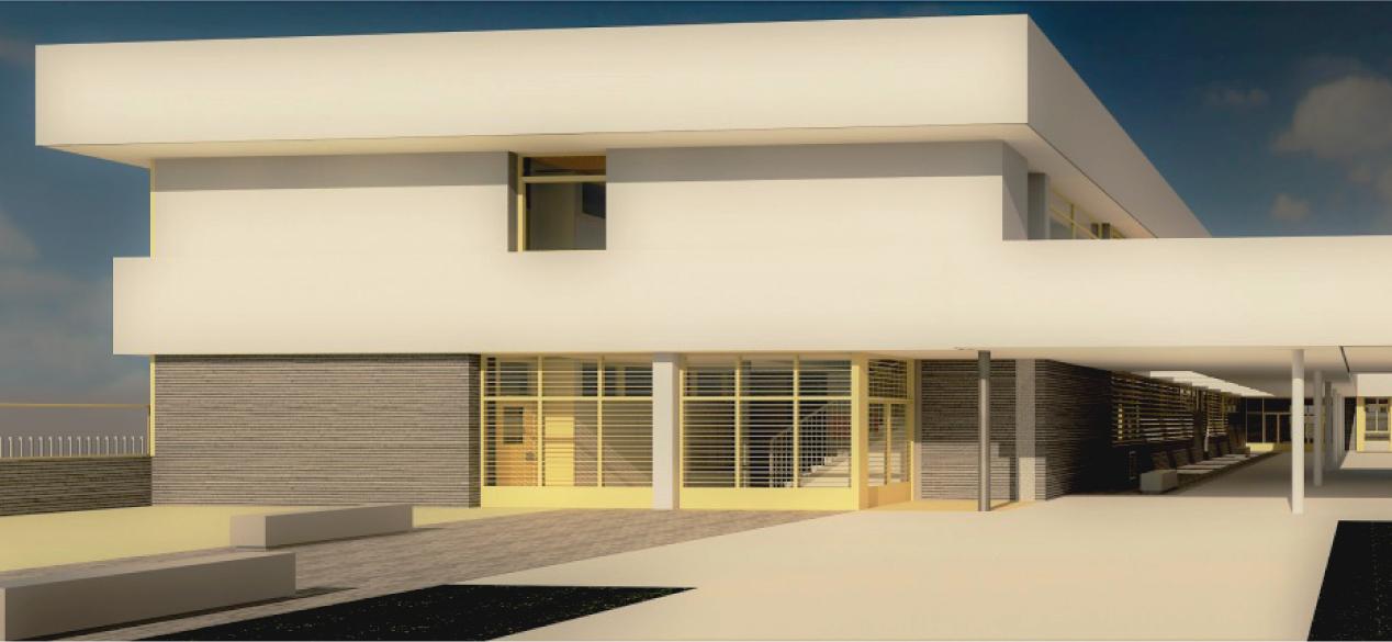 Adjudicadas por 2,6 millones las obras del nuevo colegio de Infantil y Primaria en la Estación
