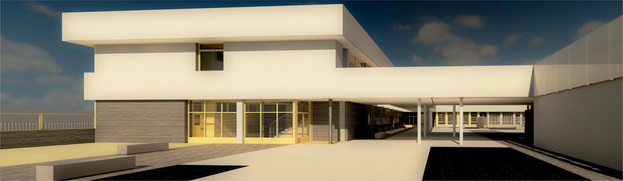 Licitadas las obras para construir el nuevo colegio público en la Estación
