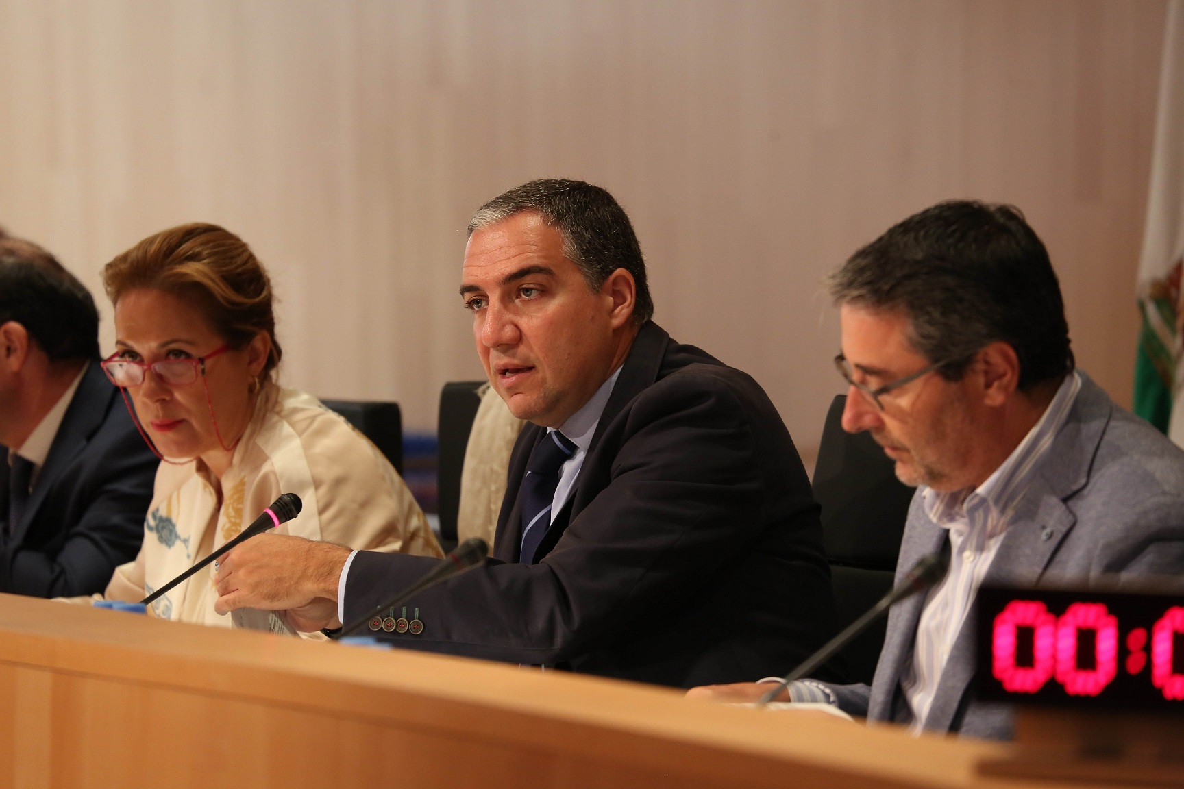 La Diputación aprueba un plan de 1,1 millones para Alhaurín el Grande, Cártama, Coín y Nerja