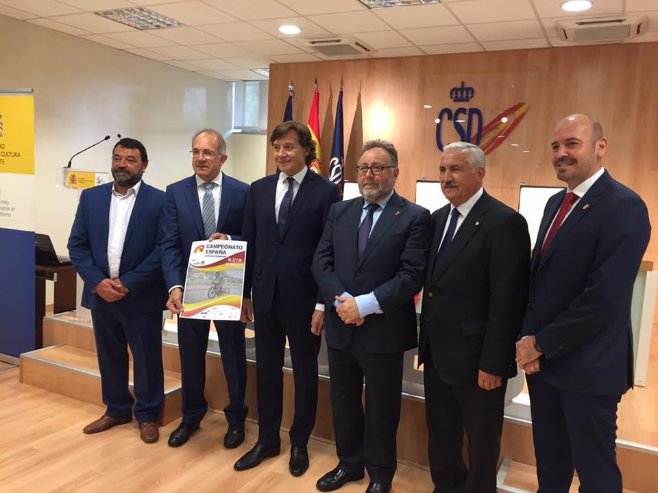 Cártama será sede este mes del Campeonato de España de Ciclismo Adaptado