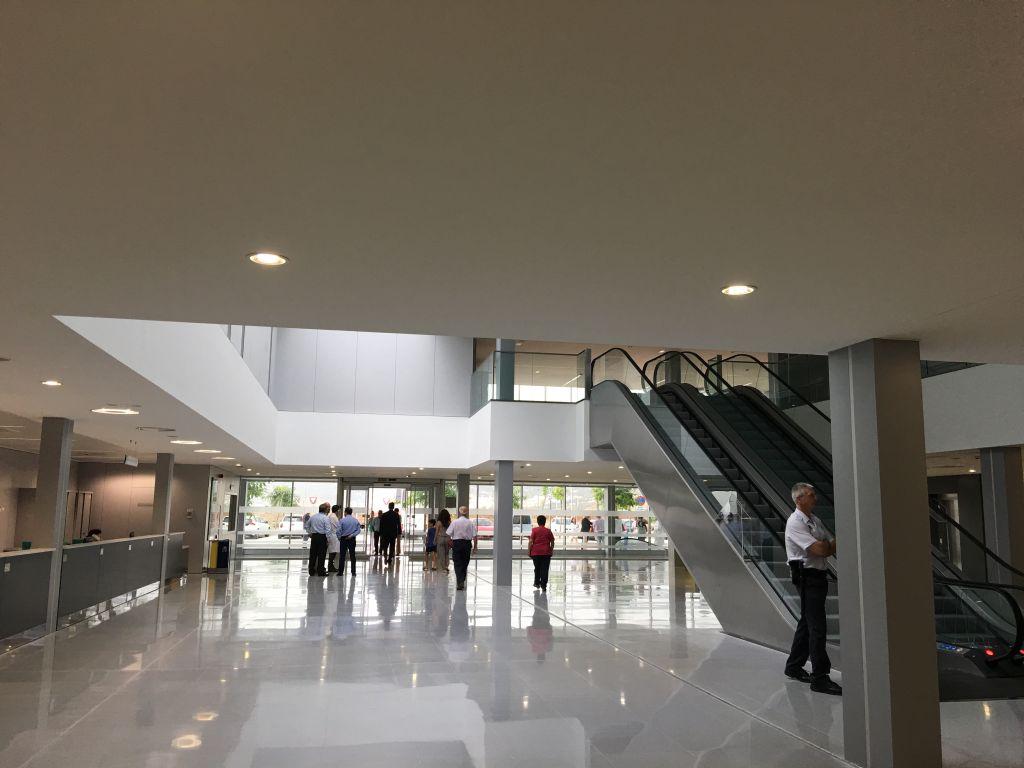 El Centro de Salud de la Estación cerrará el próximo sábado para acometer trabajos de desinfección y limpieza