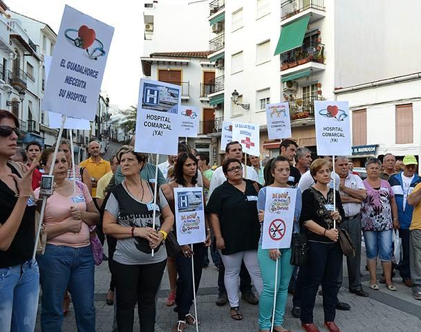 CCOO exige a la Junta que inyecte dinero en sus presupuestos para el Hospital del Guadalhorce