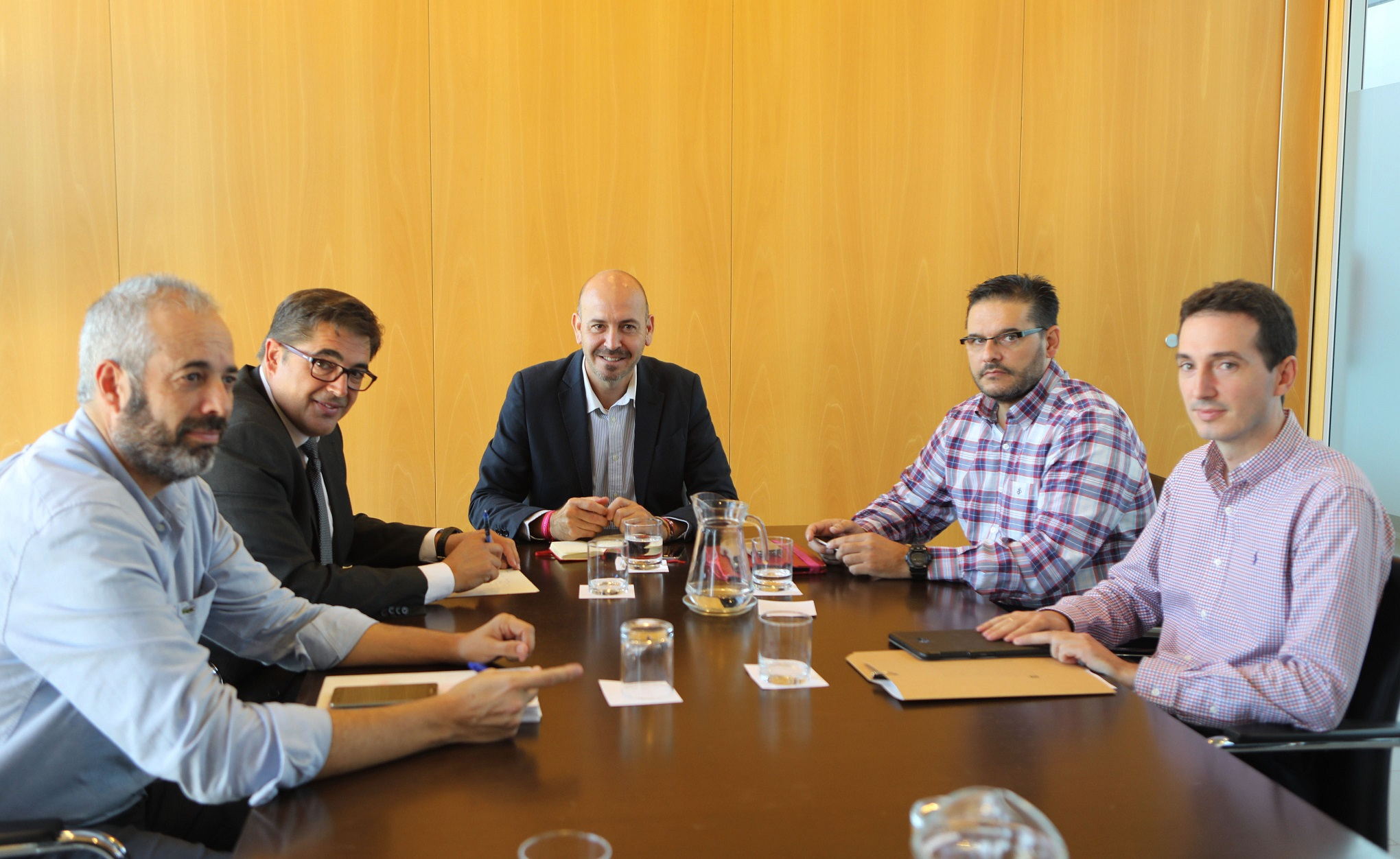 El suministro eléctrico del Hospital del Guadalhorce estará listo antes del verano