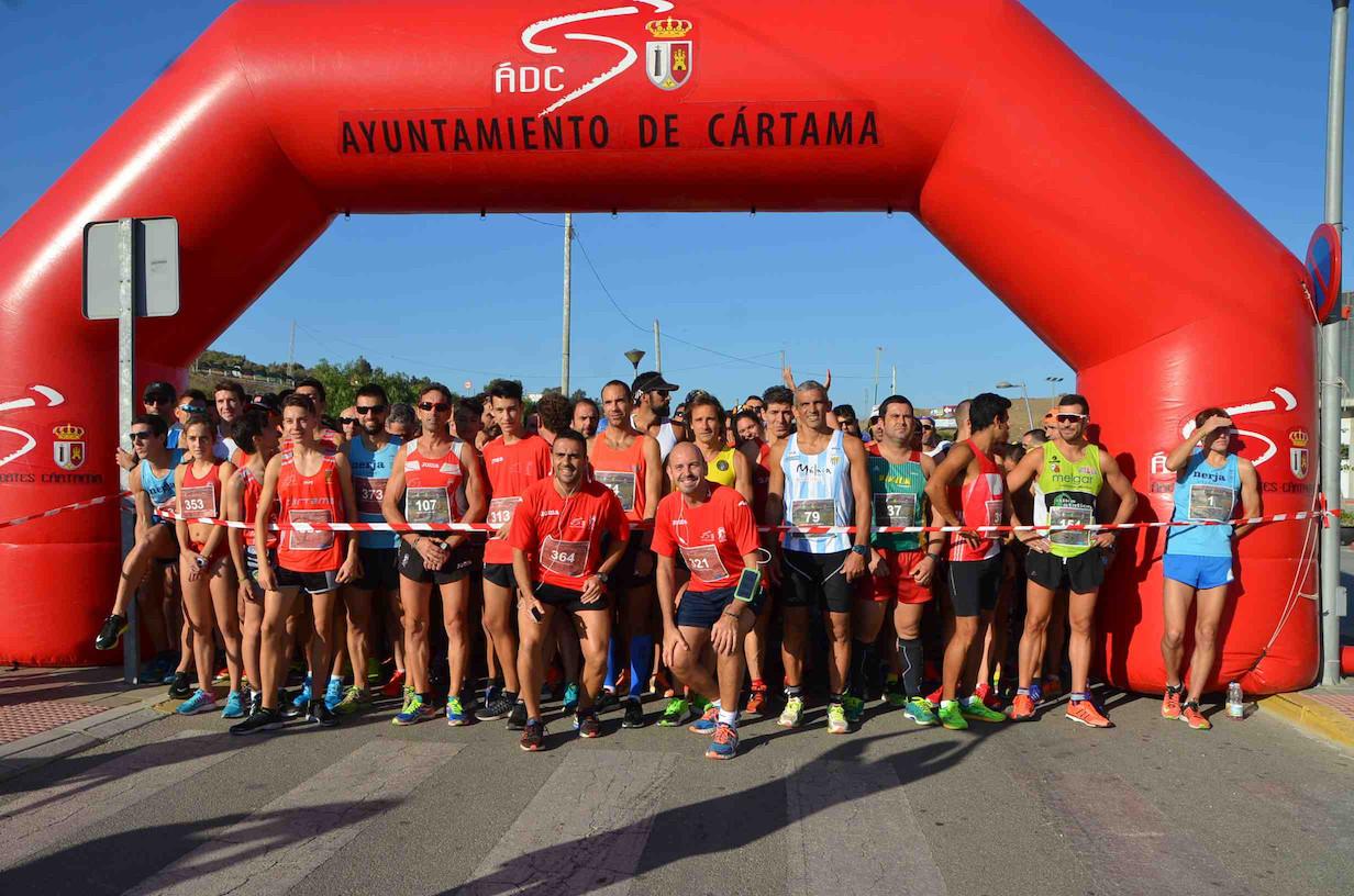 Más de 350 corredores participan en la III Media Maratón y Carrera Popular Valle del Azahar