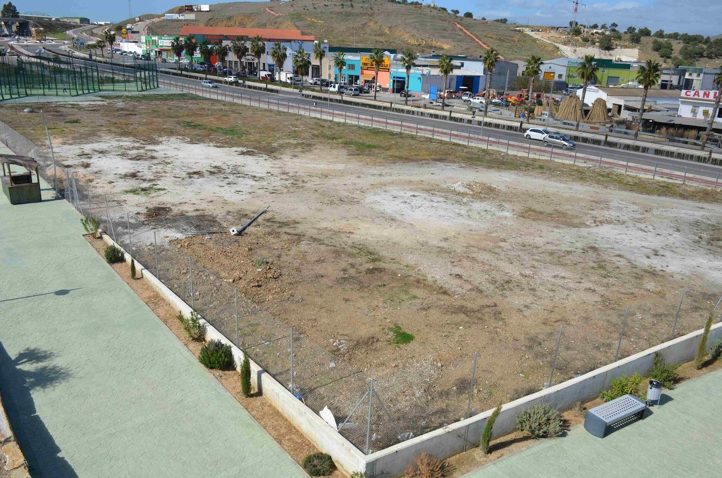 Convocan un concurso de ideas para la redacción del proyecto del complejo de aguas