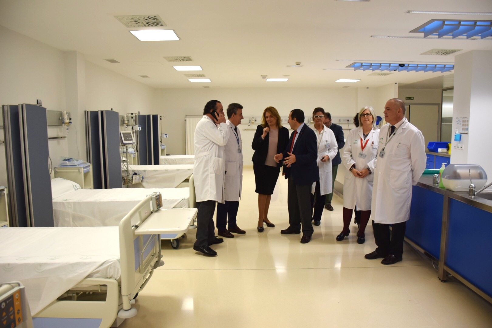 Las urgencias del Hospital del Guadalhorce entrarán en funcionamiento el próximo jueves
